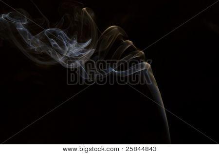 Smoke waves