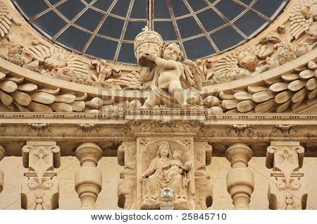 Lecce baroque