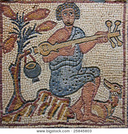 Libya Mosaic