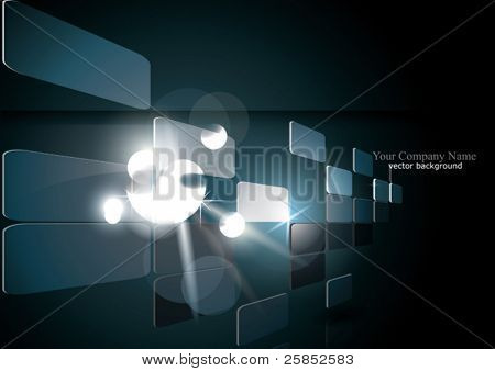 Vector Abstract corporate Backdrop