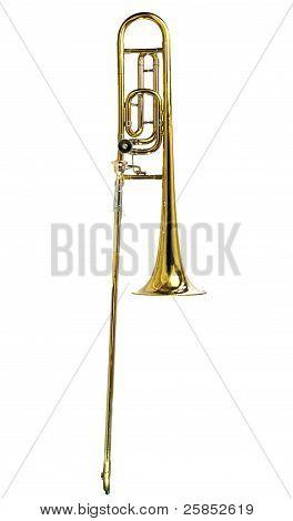 Tenor Trombone Vertical
