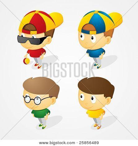 Little boys