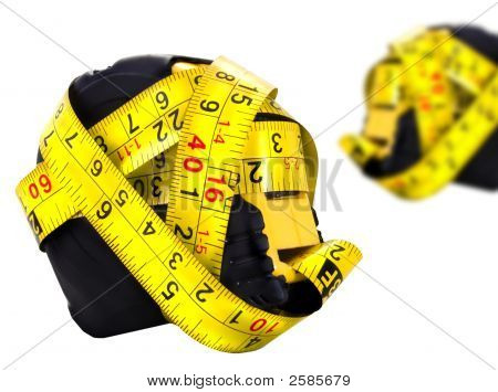 Yellow Measuring Tapes