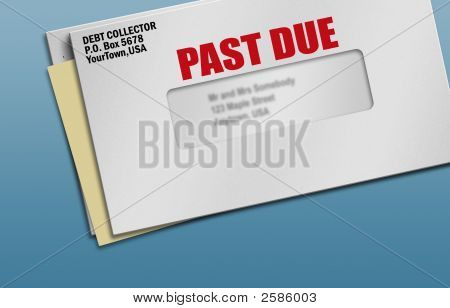Past Due Bills