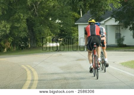 Bicycle Ryders