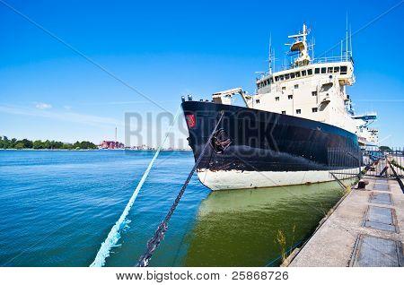 Icebreaker Of Helsinki