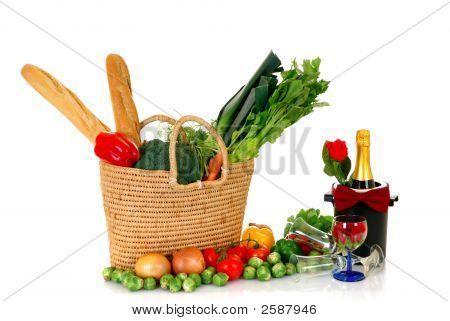 Romantic Dinner Shopping