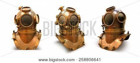 Element Cooper Diving Helmet Casque