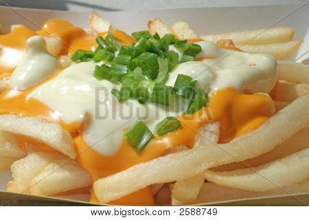 Yummy Cheese Fries
