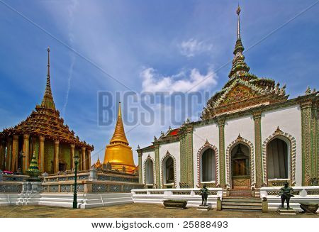 Thai Authentic Architecture