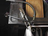Kitchen Tap Replacement, Indoor Closeup Indoors  Shot poster