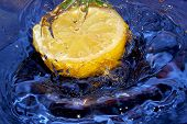picture of crown green bowls  - Splash with fresh lemon - JPG