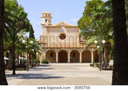 Puerto Pollensa Square Malloca Spain