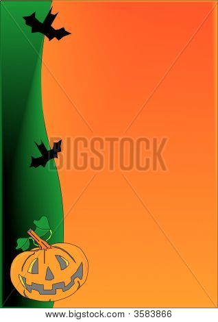 Haloween Pesentation Background.