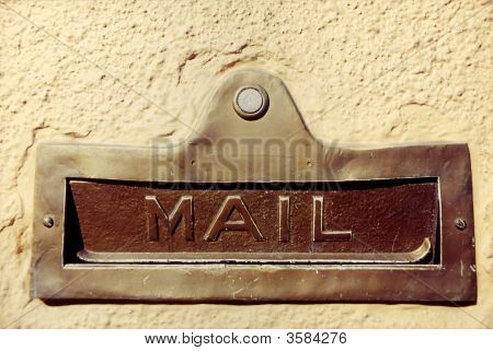 French Quarter Mail Slot