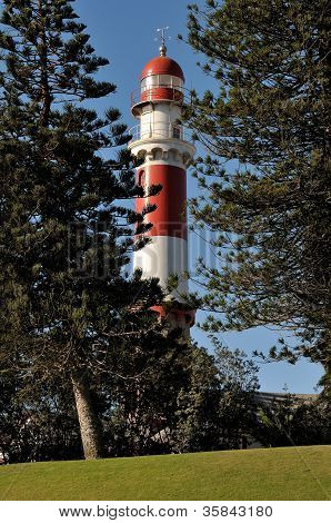 The Lighthouse In Swakopmund, Namibia
