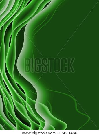 abstract lines or waves used as background e.g. powerpoint