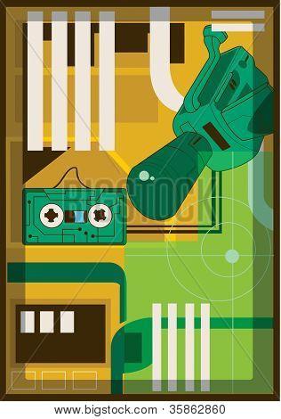 An Illustration Of Multimedia Technology