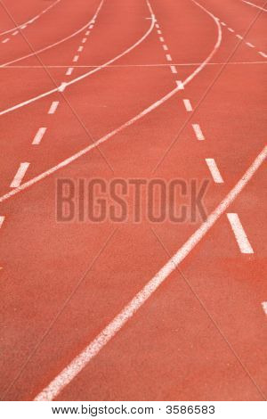 Stadium Race Track
