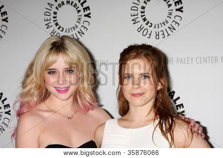 BEVERLY HILLS - AUG 13:  Alessandra Torresani, Magda Apanowicz arrives at the