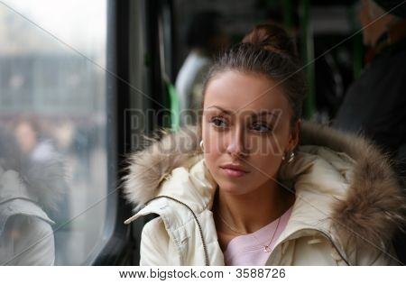 The Girl In The Bus
