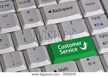 Customer Service Key