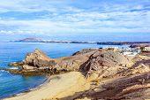 pic of papagayo  - Playa de Papagayo  - JPG