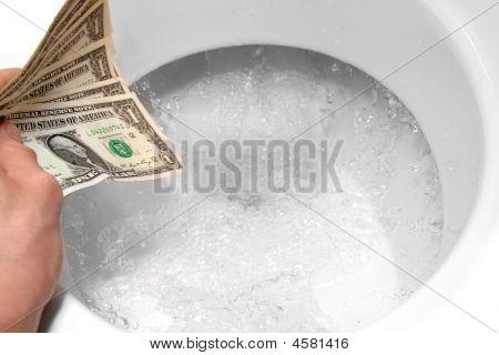 Flush The Dollar