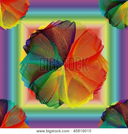 Color abstract background.