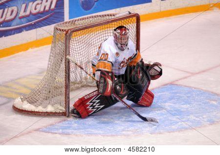 Greys Eishockey Torwart