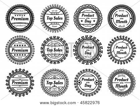Different Round Labels