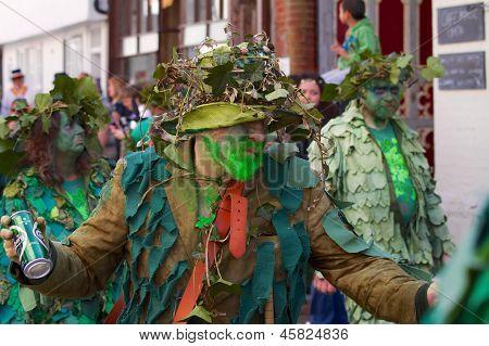 Jack In The Green Fetival, Hastings