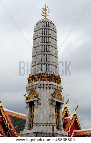 Pagoda of Thai's Temple