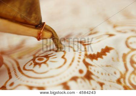Canting On Batik