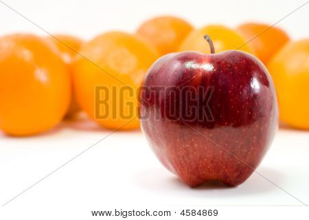 An Apple And Orange - 2