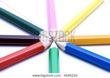 Pencil Wheel