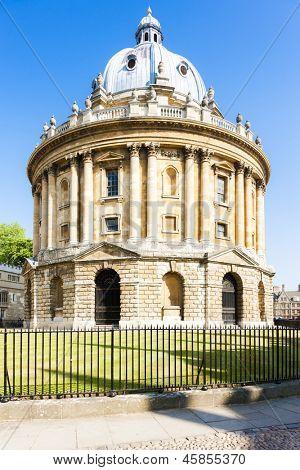 Radcliffe Camera, Oxford, Oxfordshire, England