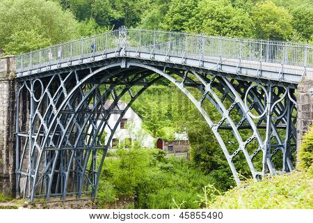 Ironbridge, Shropshire, England