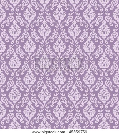 Damask Seamless