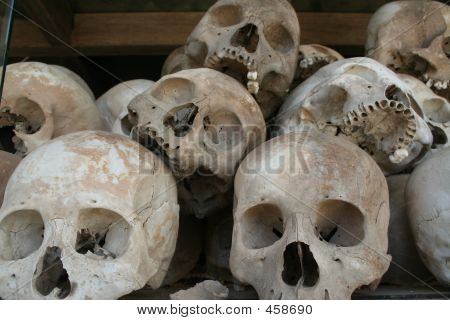Killing Fields Skulls 3