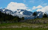 Idaho's Sawtooth Mountains