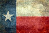 stock photo of texas  - State Flag of Texas - JPG