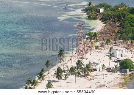 Light House Caye, Belize