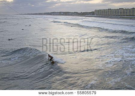 Wrong Way Wave