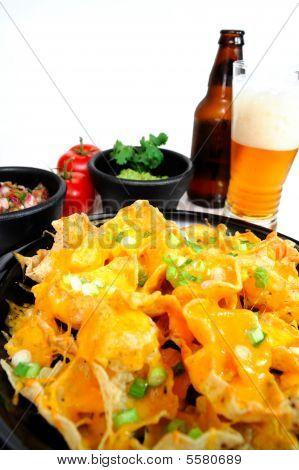 Nacho And Beer