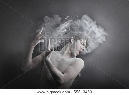 Misty Man