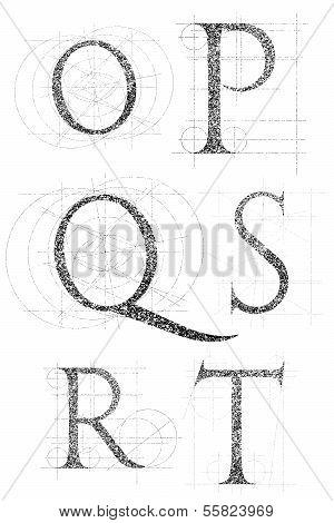Classic Font 03