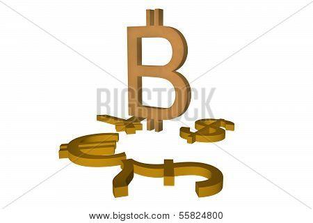 Triumphant Bitcoin
