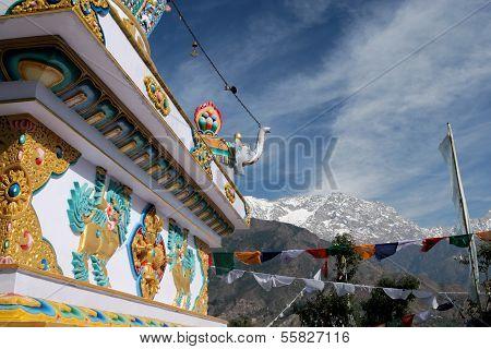 Dharamsala, Kalaczakra Temple