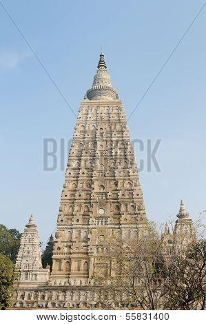 India, Mahabodhy Temple